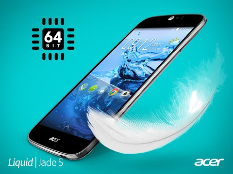 Acer Liquid Jade S unboxing