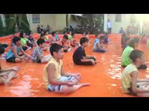 Lễ hội té nước - Trải nghiệm để trưởng thành