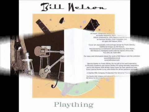 Bill Nelson - Rainclouds over Paris of my dreams.