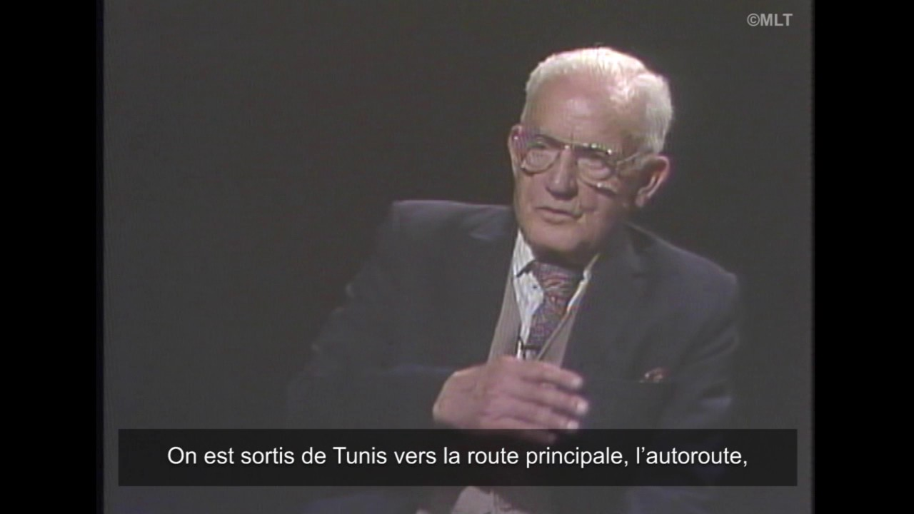 Holocaust Survivor Roger Abitbol - German occupation of Tunisia