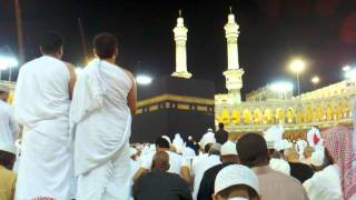 Fajr Adhan Recorded Live at Makkah
