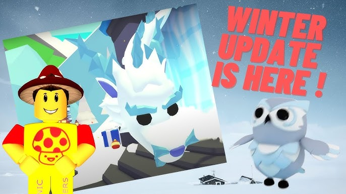 Free download Winter Wonderland Map Dragon Fury In Adopt Me Roblox Latest Update January 2021