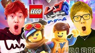 YouTube動画:ヒカキン、破壊神となる!レゴ®ムービー2 ザ・ゲームやってみた!【マスオゲームズ】