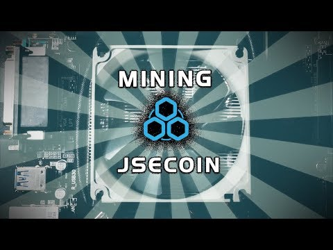 Browsermining JSEcoin (CPU / Raspberry Pi) JavaScript Crypto Mining For Everyone