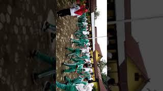 Senam Sehat Sekolah Sd 02 Di Muara Tebo ( Jambi)  2017 /2018