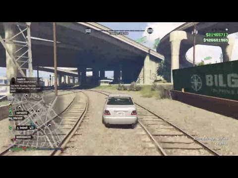 Gta5 FREEMODE / RACES & Much MORE
