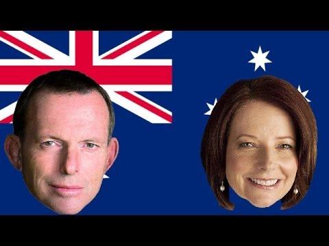 Australia Goes To The Polls