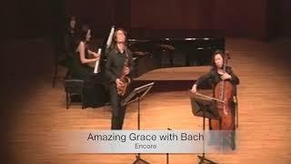 Amazing Grace with Bach / Seoul Arts Center 심삼종 PsalmShim