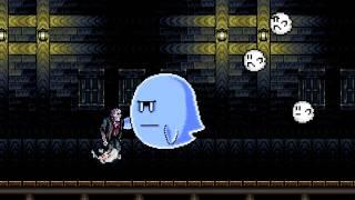 Boos Meet a Real Ghost