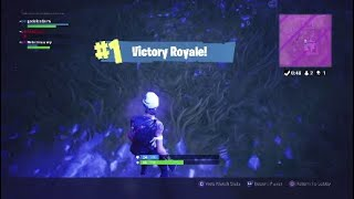 Winning Without Weapons!?!? (Fortnite Battle Royale)