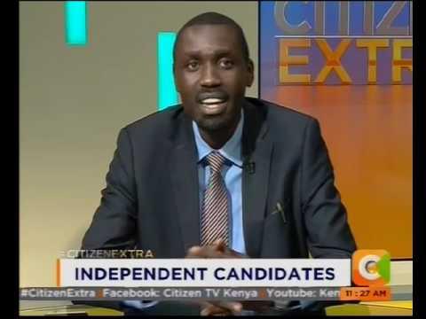 Independent candidates #CitizenExtra