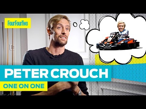 "Peter Crouch | ""I nearly killed Dirk Kuyt!"" 
