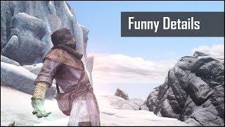 Skyrim: 5 Funny Hidden Secrets and Details in The Elder Scrolls 5