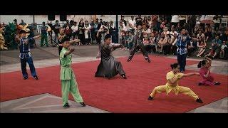武術 Wushu Demonstration by the Kung-Fu Kids (Tianjin Art Troupe)