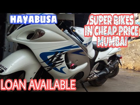SUPER BIKES IN BEST PRICE | LOAN AVAILABLE | HAYABUSA , HARLEY , BENELLI ,  YAMAHA R3 | BULLET RAJA