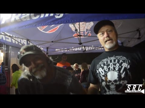"STREET OUTLAWS AMAZING Interview ""Why do they call you MONZA?"""