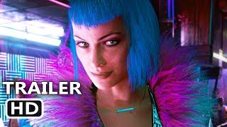PS4 - Cyberpunk 2077 New Gameplay Trailer (4K Ultra HD, 2020)