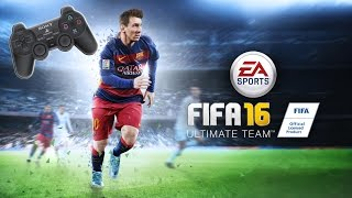 vuclip FIFA 16 Ultimate Team Android Gameplay with PS3 Controller [HD]