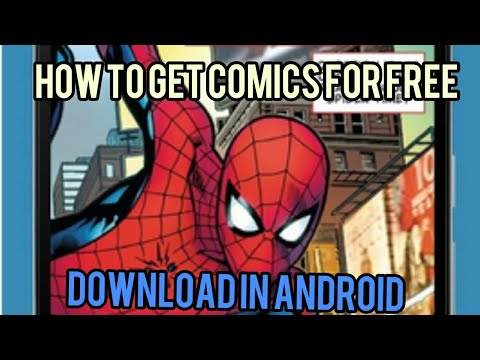 HOW TO DOWNLOAD COMICS FOR FREE IN ANDROID/ Astonishing Comic Reader / Get Comics Info