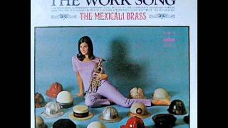 The Mexicali Brass: Somebody Stole My Gal (Crown Records)