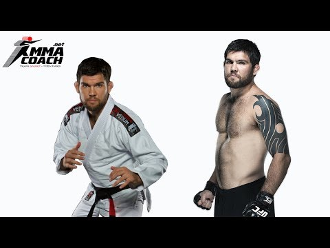 How To Modify BJJ For MMA - Robert Drysdale Interview Part 1