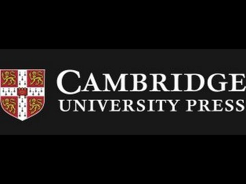 Cambridge University Press Mission and Vision