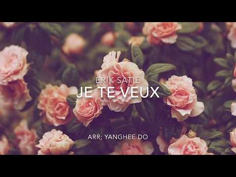 Je Te Veux For Flute & Piano