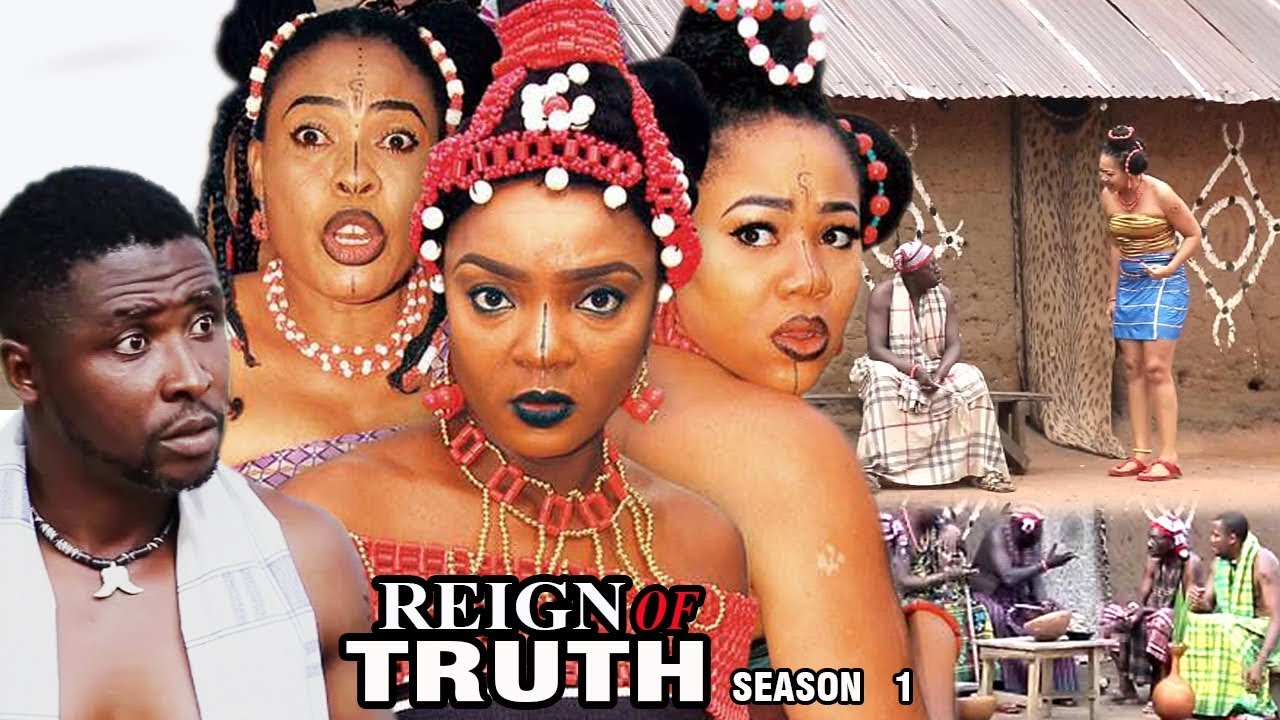 Download Reign Of Truth Season 1 - Chioma Chukwuka Akpotha 2017 Newest   Latest Nigerian Nollywood Movie 2017