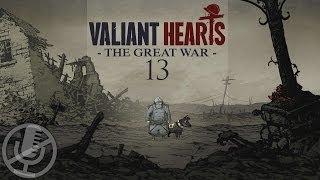 Valiant Hearts The Great War Прохождение На Русском #13 — Реймсский лес / Район Соммы
