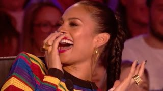 His Impression Skills Are So Bad That They Are So Funny! | Audition 4 | Britain's Got Talent 2017