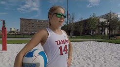 University of Tampa Beach Volleyball
