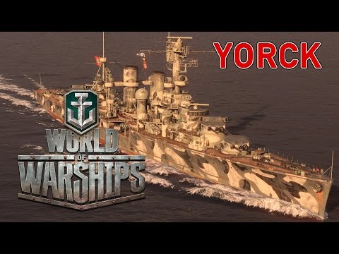 World of Warships - Yorck Likes Islands