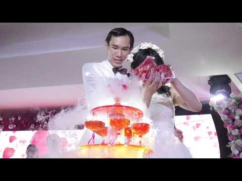 Đám cưới Hà Trần & Xuân Ngân, nhà hàng tiệc cưới Nam Bộ