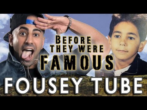 fouseyTUBE - Before They Were Famous
