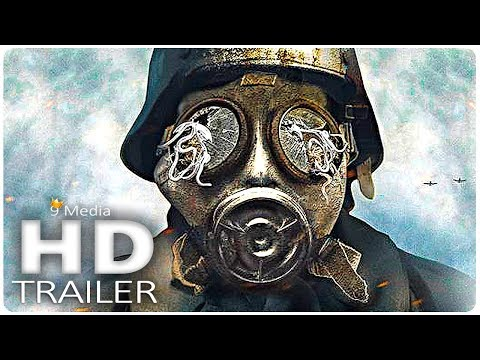 TRENCH 11 Official Trailer (2018) Horror Movie