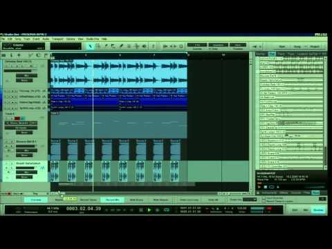 Teddy Riley and Studio One - PreSonus - NAMM 2012