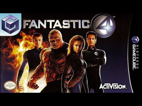 Longplay of Fantastic 4