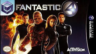 Longplay of Fantastic 4