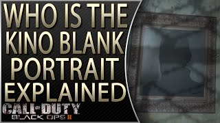 Kino Der Toten Blank Portrait Explained | is the Blank Portrait the Shadow Man