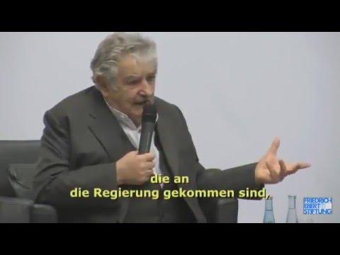 Staatspräsident von Uruguay zu Gast in der Friedrich Ebert Stiftung