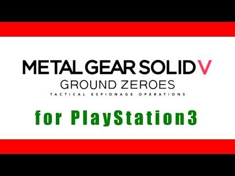 超高速版 - METAL GEAR SOLID V: GROUND ZEROES