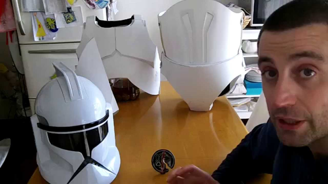 Origami Clone Trooper (Star Wars Attack of the Clones) - YouTube | 720x1280