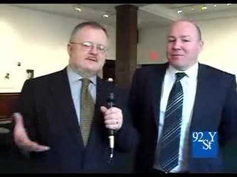 Irish and British Diplomats at the 92nd Street Y