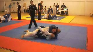 Glaucio Dozoretz vence a terceira luta na Copa Ivan Canello de Jiu-Jitsu