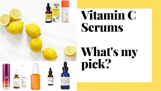 Vitamin C Serum for the Face - Which Would I Repurchase? | Anti Aging