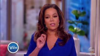 Jedediah Bila Makes Plea to GOP: 'Oppose' Jeff Sessions | The View