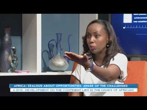 Prime Time Live Episode 2   Africa; zealous of the opportunities, aware of the challenges