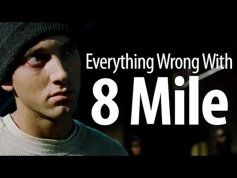 Everything Wrong With 8 Mile In 16 Minutes Or Less