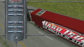 Hard Truck 18 Wheels of Steel Main Theme