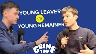Young Leaver vs Young Remainer – with a twist!